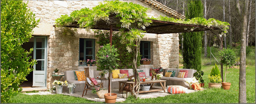 Ideas Para Arreglar Un Jardin. Decorar Un Jardn Grande With Ideas ...