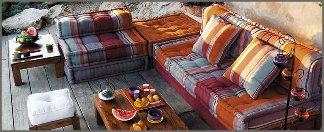 Ideas para decorar terrazas chill out trececasas - Terrazas chill out ...