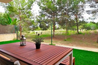 Vivienda jardin lujo-Torre en conill-jardin