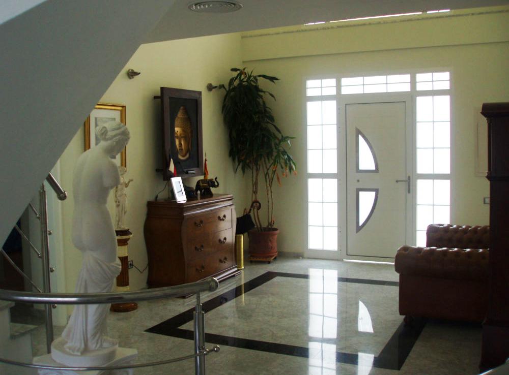 Chalet lujo-la Eliana-salon