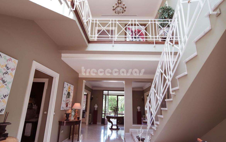 Villa lujo-Campolivar-entrada