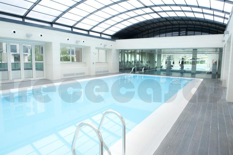 piso lujo-cortes valencianas-piscina