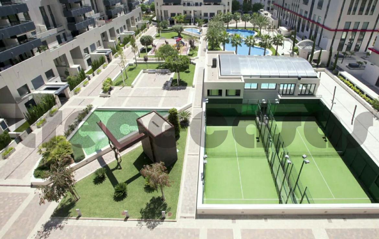 piso lujo-cortes valencianas-residencia
