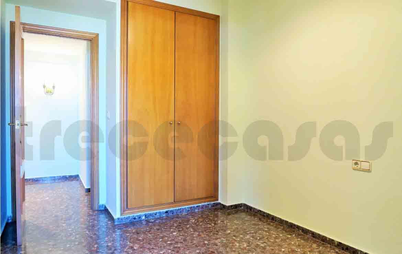 Piso lujo-cortes valencianas-habitacion