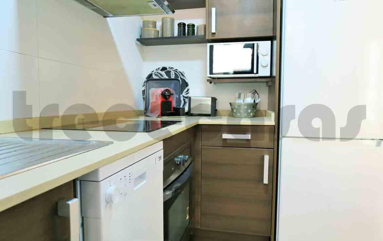 Piso lujo-Cotes Valencianas-cocina