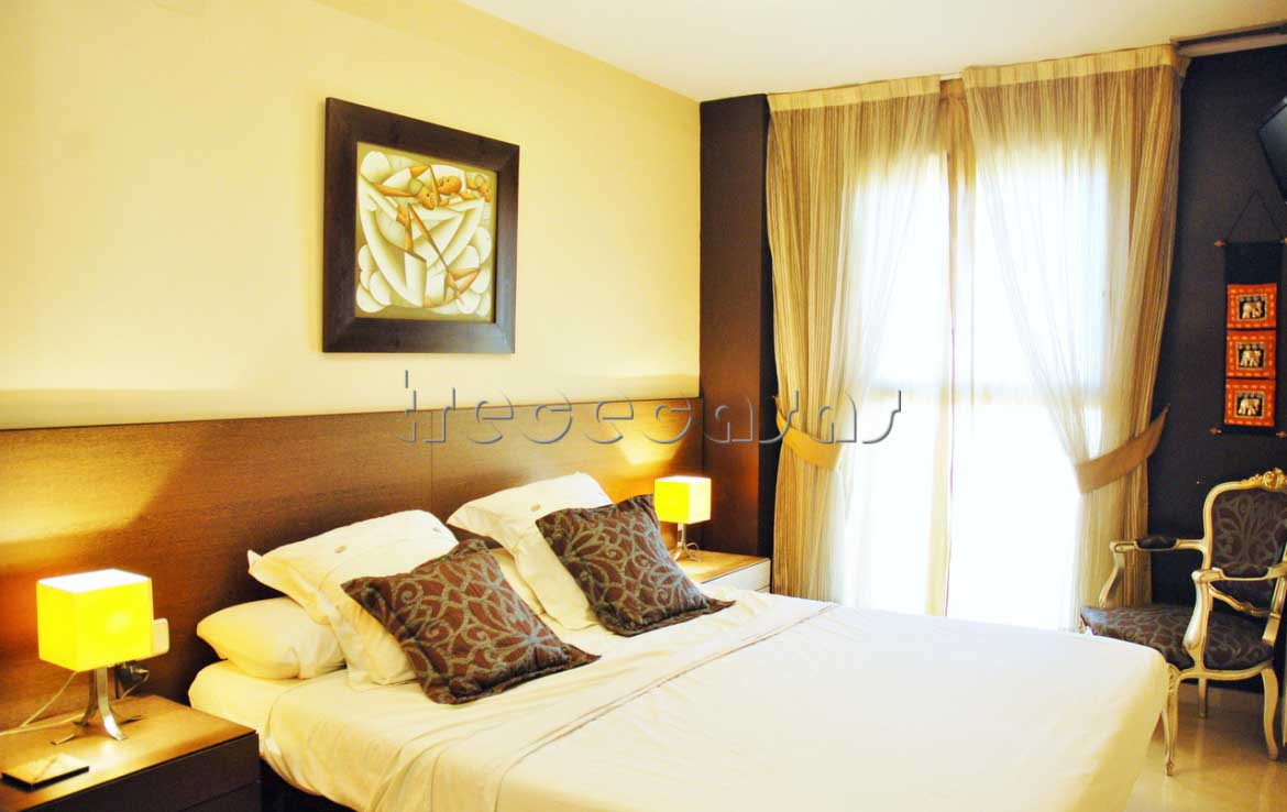 Piso lujo-cortes valencianas-dormitorio